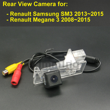 Car Rear View Camera for Renault Samsung SM3 Megane 3 III 2008 2009 2010 2011 2012 2013 2014 2015 Wireless Reversing Camera CCD(China)
