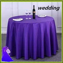 180*180cm polyester table cloth wedding cheap tablecloth for sale free shipping