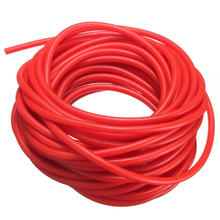 PROMOTION!Tubing Exercise Rubber Resistance Band Catapult Dub Slingshot Elastic, Red 2.5M(China)