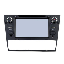 "7"" Touch Screen 2 Din Car DVD Player GPS Navigation in Dash Car Radio PC Stereo Head Unit for BMW E90/E91/E92/E93 Free Map"