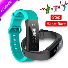 ADORARE Y11 Smart Watch Heart Rate Bluetooth IP67 Waterproof Sports Bracelet with Sleep Monitor Anti-lost Shake The camera Band(China)