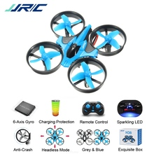 JJR/C JJRC H36 Mini Quadcopter 2.4G 4CH 6-Axis Speed 3D Flip Headless Mode RC Drone Toy Gift Present RTF VS Eachine E010 H8 Mini(China)