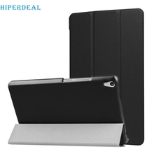 Good Sale Leather Case Flip Stand Cover Skins For Lenovo Tab 3 8 Plus TB-8703 Feb 15