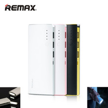 2017 Remax PPP-11 Star Talk Power Bank 12000mAh Black External Battery Pack for Smartphone Tablet Charging Portable Charger(China)