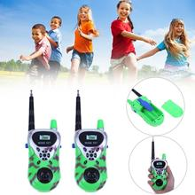 Buy 2pcs/Set Kids Intercom Electronic Walkie Talkie Toy Plastic Mini Wireless Handheld Interphone Toys Children Interactive Toys for $6.45 in AliExpress store