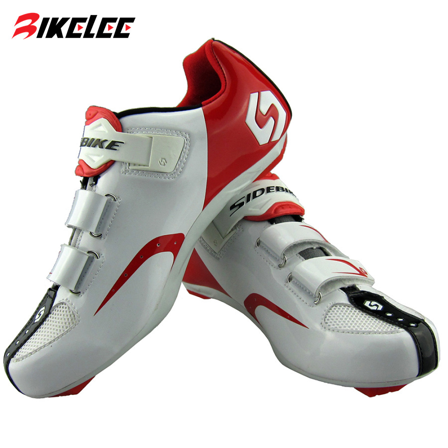 2017 New Hot Sale SIDEBIKE Road Cycling Shoes Mens Outdoor Sport Bike Bicycle Sneaker Self-locking Mountain Bike Shoes 4 Colors<br><br>Aliexpress