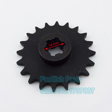 Front Gear Box Sprocket T8F 20T 20 Tooth Pinion For 47cc 49cc Minimoto Mini Dirt Pit Bike Moped Scooter(China)