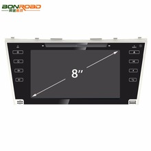 8'' 2din Android 6.0 Full Touch GPS Car  DVD player For TOYOTA CAMRY AURION Navigation Wifi Bluetooth GPS Radio SWC 4G/3G