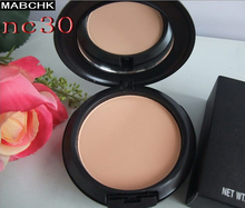 Wholesale- 1Pcs/Lot Professional Makeup STUDIO FIX POWDER PLUS FOUNDATION FOND DE TEINT POUDRS 15g face powder NC style(China)