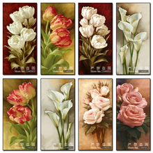 Full DIY Diamond Painting Cross Stitch Flowers Of Home Decor Embroidery Painting Square Diamond Mosaic Rose Picture Crystal