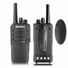 SIM Card walkie talkie T199 network GPS wifi Smart PTT WCDMA Portable Walkie Talkie use as smart mobile phone(China)