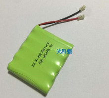 Free shipping 6V AAA Ni-MH 800mAh Battery Pack Rechargeable batteries(China)