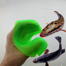 Prevent Stabbed Anti Slip Smell Stab Resistant Fishing Gloves Catch Fish Hand Protection to Catch Fish Grip Caught Fish Device(China)