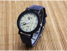 4 Colors Luxury Fashion Quartz Watches Men's Casual Wooden Color Leather Strap Watches Male Wood Wristwatch Relogio Masculino