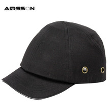 Outdoor Safe Protected Helmet Hat Lightweight Breathable Sunscreen Baseball Cap Waterproof Camping Hiking Fishing Tactical Hat