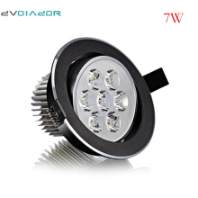 DVOLADOR Dimmable AC85V-265V 7W/5W/3W Cree LED Downlight Warm White/White LED Spot Light Ceiling Recessed Home Lighting Fixture