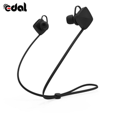 3 Colors Wireless In-Ear Bluetooth Earphone Stereo Unique Design Sports Earbuds Headset Bass Earphones For iPhone/Samsung Phone(China)
