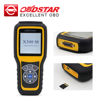 OBDSTAR X300M OBDII Odometer Correction X300 M Mileage Adjust Diagnose Tool Free Update All cars can be adjusted Via obd(China)