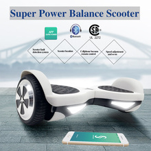 APP Oxboard Hover Board Bluetooth Smart Wheel Kids 6.5 Gyro Carbon Electric Self Balancing Scooter Hoverboard UL2272 - Greenar Store store