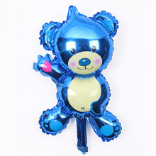 Bear pet Balloon Baby Shower Foil Balloon Party Birthday Wedding Decorations Toys