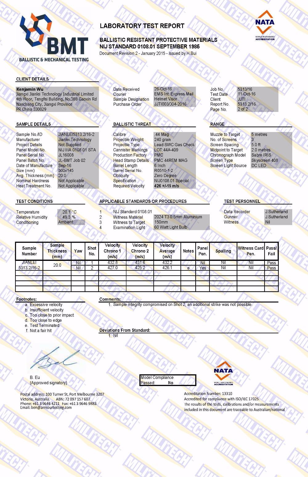 JIANLEI5313.2 NIJ 0108.01 Helmet Visor_Page_2