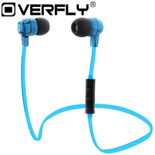 Sports Stereo Bluetooth Earphone Mini V4.0 Wireless Crack Headphone Earbuds Hand Free Headset Universal For Samsung iPhone7 Sony