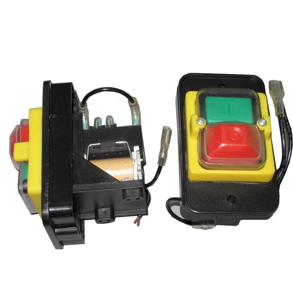 Interruttori a Pulsante Interruttori Industriali Impermeabile KEDU KJD17 4Pins 2HP 250V