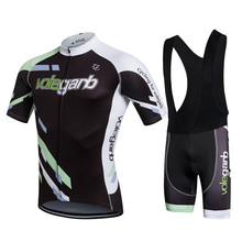 Specialized Cycling Clothing Set Bib Shorts Sport Short Sleeve Cycling Jersey Mountain Bike Wear Suit