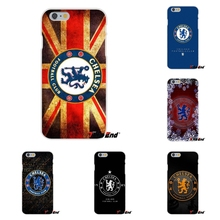 Chelsea Pride Of London Cool Logo Soft Silicone Case For HTC One M7 M8 A9 M9 E9 Plus Desire 630 530 626 628 816 820