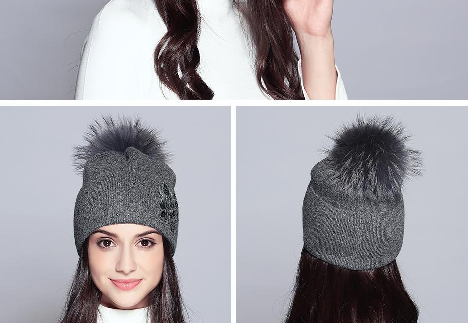 winter hats for women MZ713B (19)