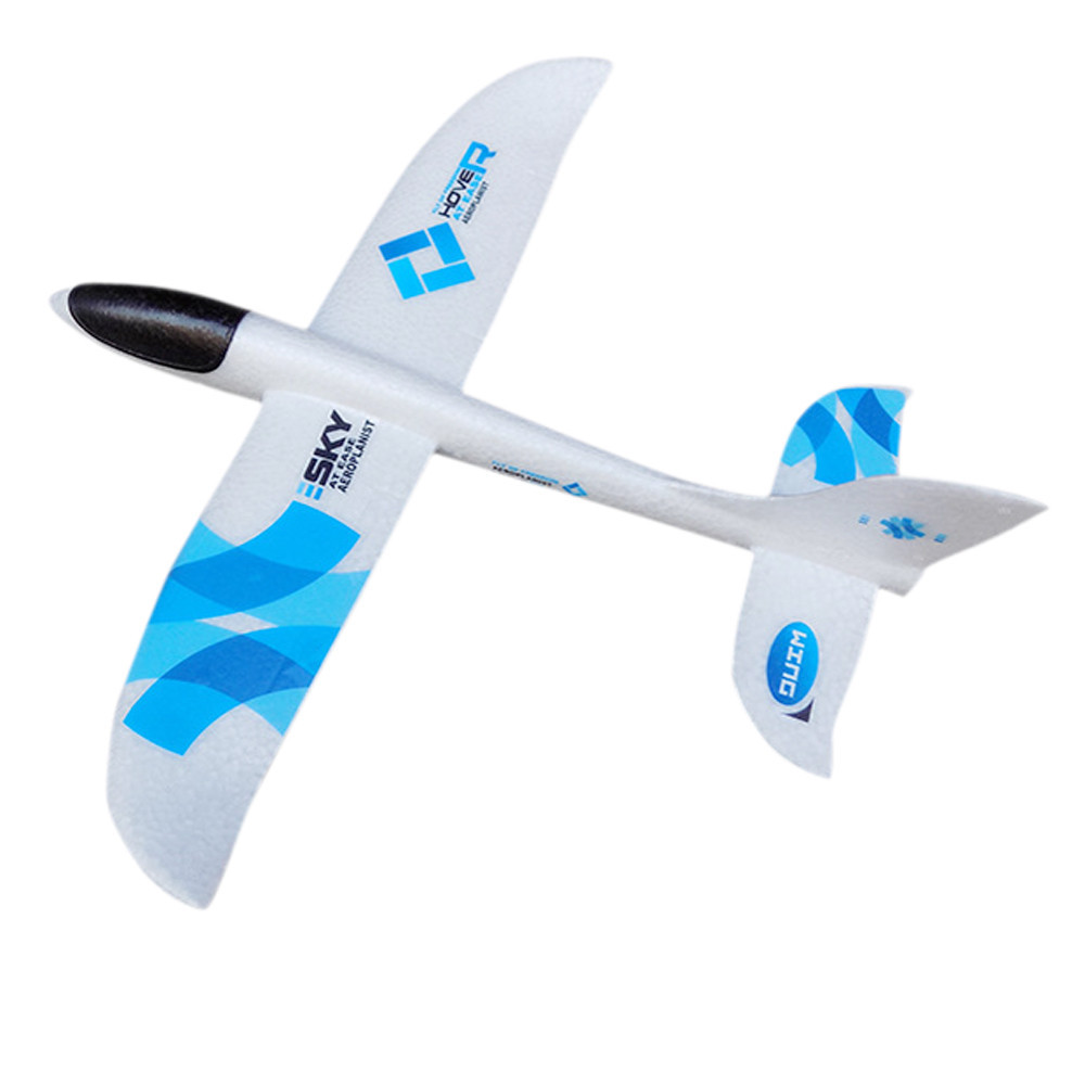 EPP Hand Throws Plane Throw Aircraft Model Outdoor DIY Assembled Toys juguetes toys children brinquedos