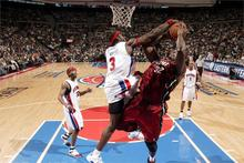 Ben Wallace Big Ben Classical block shot Basketball Sports posters and prints home decor art silk Fabric Poster Print