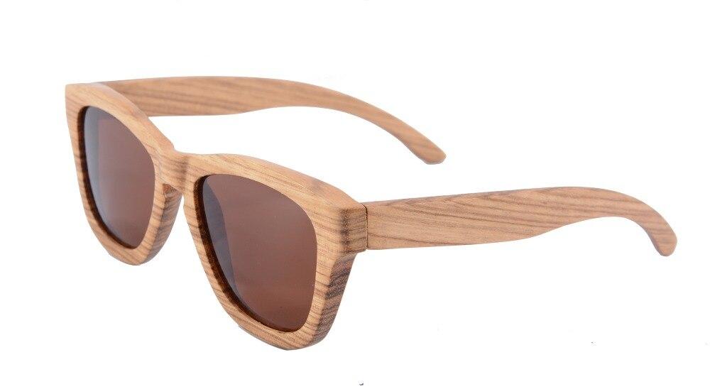 Purely Handmade Wood Sunglasses Women Men Polarized Brown Lens Eyeglasses Summer Goggle Gafas De Sol 6104<br><br>Aliexpress