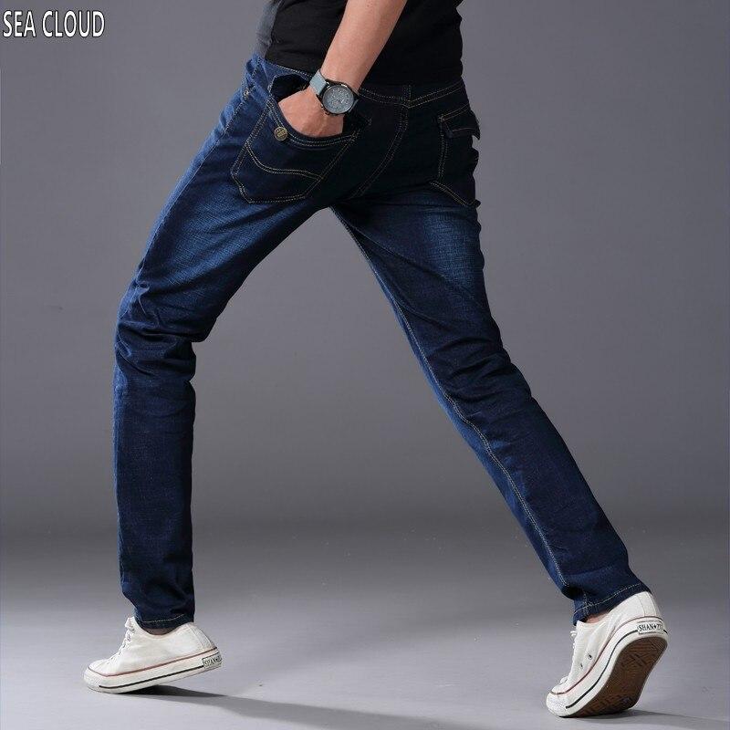 Sea Cloud Free shipping Spring &amp; summer jeans male straight plus size long trousers loose man pants extra large mens clothingÎäåæäà è àêñåññóàðû<br><br>