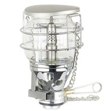 100LUX Mini Portable Camping Lantern Gas Light Tent Lamp Torch Hanging Glass Lamp as Fuel for Travel(China)