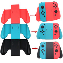 For Nintendo Nintend Switch Joy-Con Comfort Grip Handle Hand Horns Bracket Support Holder 2 Joy-Con Controllers 3 colors case