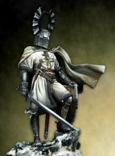 Unpainted Kit 1/18 90mm ancient Teutonic Knight   90mm   figure Historical WWII Figure Resin  Kit Free Shipping