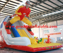 Cheap Commercial Quality Inflatable Slide ,Inflatable Jumping Slide,Inflatable Bouncer Slide