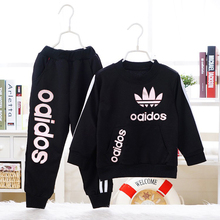 New 2017 Spring fall Baby Boy Girl Cothes Brand Sport Suit Baby Clothes Newborn Infant Long Sleeve Top+Pants 2pcs Clothing Sets