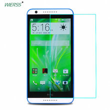 For HTC Desire 620 620G D620h D620u Dual Sim Tempered Glass Screen Protector Film For HTC Desire 820 Mini glass Protective Film(China)