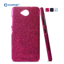 Original CAPAS Protective Case for Microsoft Lumia 650 Cover Cases Bling Bling Style Fashion Hard Plastic Phone Shell Coque