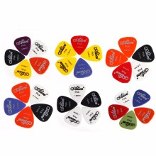 5Pcs Acoustic Electric Guitar Picks Plectrum Various 6 Thickness Durable