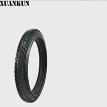 XUANKUN Motorcycle Tricycle Accessories 3.25-16 325-16 Motorcycle Tire Tire Tubeless Tires(China)