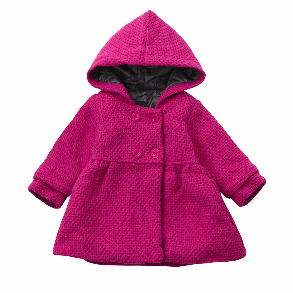 4f31e04d785c Detail Feedback Questions about MUQGEW baby girl coat 2019 Toddler ...