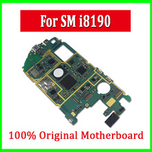 with Android System for Samsung Galaxy S3 mini i8190 Motherboard,100% Original unlocked for Galaxy S3 mini i8190 Logic boards(China)