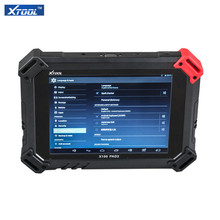 XTOOL X-100 PAD 2 Special Functions Expert Update Version of X100 PAD Support Wifi(Hong Kong)