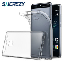 Ultra Thin Transparent TPU Case For Huawei Honor 8 V8 V9 9 P8 P9 P10 Lite Nova 2 Plus Case Coque Crystal CLear Soft Fundas