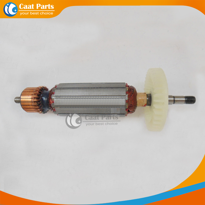 Free shipping! AC 220V Drive Shaft Electric Hammer Armature Rotor for HITACHI PDA-100K,High-quality!<br>