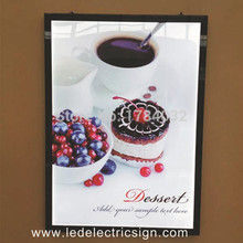 theater posters with acrylic hanging frames for led poster