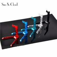 5 Colors Action Figure Model Base Display Stand Bracket Holder For 1/144 HG/RG Gundam Boy Christmas Birthday Gift